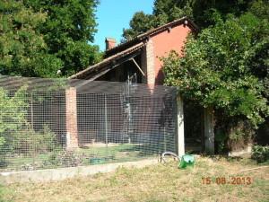 rifugio millevite Panoramica recinzione