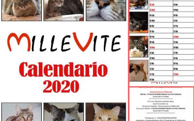 Calendario Millevite 2020
