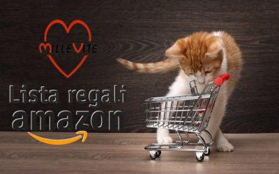 Lista regali Amazon per Millevite